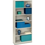purchase hon steel bookcases - new  lower pricing - sku: hons82abcq