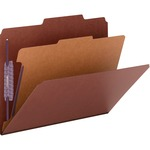 order smead safeshield coated fastener classification folders - excellent prices - sku: smd13775