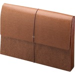smead leather like tyvek lined expanding wallets - top notch customer support - sku: smd71376