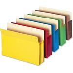 smead tear-resistant tyvek top tab file pockets - outstanding customer service - sku: smd73892