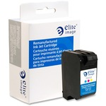 elite image remanufactured hp 23 inkjet cartridge - toll-free customer support staff - sku: eli75222