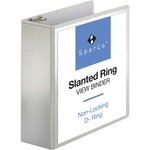 shopping online for sparco slanted ring view binders  - easy online ordering - sku: spr09801