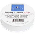 reduced prices on sparco 1 3 4 ounce fingertip moistener - toll-free customer support staff - sku: spr01571