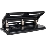 find sparco adjustable heavy-duty 3-hole punch - broad selection - sku: spr01796
