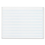 purchase sparco 1 2  blue bar computer paper - ulettera fast shipping - sku: spr02180