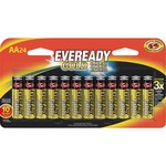 energizer eveready gold aa 24 pack batteries - us-based customer care team - sku: evea91bp24ht