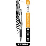 huge selection of zebra g-301 gel retractable pen - outstanding customer care - sku: zeb41311