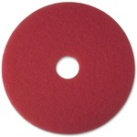 3m red buffer pads - quick delivery - sku: mmm08395