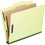 esselte legal size classification folders - sku: ess2157g - toll-free customer support staff