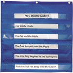 need some pacon word sentence strip pocket charts  - quick and easy ordering - sku: pac20080