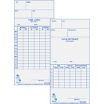 order acroprint weekly bi-weekly time cards - wide-ranging selection - sku: acp099110000