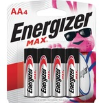 shopping online for energizer max alkaline aa batteries  - awesome prices - sku: evee91bp4