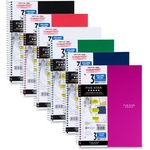 get mead five star wirebound notebooks - wide selection - sku: mea06210
