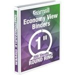 pick up samsill economy insertable binders - great deals - sku: sam18537