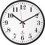 chicago lighthouse contemp. 12  qtz slimline clock - sku: ilc67300002 - professional customer care team
