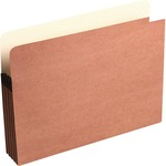 shop for acco wilson jones recyclable red rope file pockets - top rated customer care - sku: wlj64
