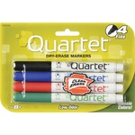 purchase quartet nontoxic low-odor dry-erase markers - toll-free customer care staff - sku: qrt659520