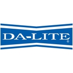 Da-Lite Class-Rite Manual Wall and Ceiling Projection Screen 40840
