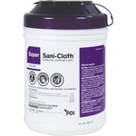 get the lowest prices on unimed super sani-cloth wipes - new  lower prices - sku: umipssc077172