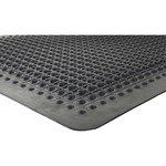 genuine joe flex step anti-fatigue mats - professional customer support - sku: gjo02146