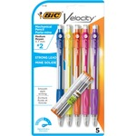 purchase bic velocity mechanical pencils - shop here and save - sku: bicmv7p51bk