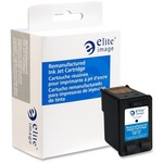 elite image remanufactured hp 21 inkjet cartridge - super fast delivery - sku: eli75300