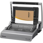shop for fellowes gaxaxy comb manual binding machine - delivered for free - sku: fel5218201