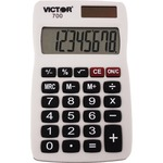 buy victor large punctuated lcd 8-digit calculator - quick and easy ordering - sku: vct700
