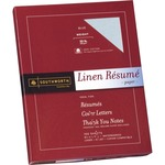 shopping for southworth linen resume paper  - us-based customer support - sku: sourd18bcfln
