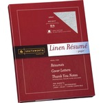 southworth linen resume paper - us-based customer service team - sku: sourd18gcfln