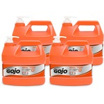 search for gojo natural orange pumice heavy duty hand cleaner - free and speedy delivery - sku: goj095504ct