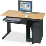 purchase balt locking computer workstation - quick and free delivery - sku: blt89843