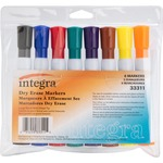 need some integra chisel point dry-erase markers  - excellent pricing - sku: ita33311