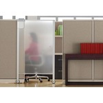 shop for quartet workstation privacy screen - professional customer support staff - sku: qrtwps2000