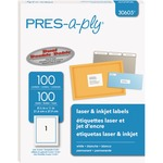 Avery PRES-a-ply Laser Mailing Label 30605