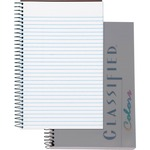tops classified business notebooks - sku: top73507 - shop and save