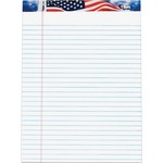 tops american pride writing tablet - toll-free customer support team - sku: top75111