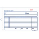 large supply of rediform carbonless delivery receipt books - giant selection - sku: red6l614