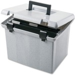 wide assortment of esselte portable file boxes - quick and easy ordering - sku: ess41747