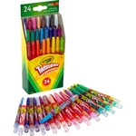 crayola mini twistables crayons - quick shipping - sku: cyo529724
