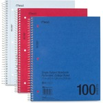 lowered prices on mead 1-subject perforated college-ruled notebooks - spend less - sku: mea06546