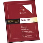get the lowest prices on southworth linen resume paper - outstanding customer service - sku: sourd18cf