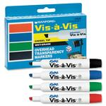 sanford vis-a-vis wet-erase markers - excellent customer support - sku: san1574