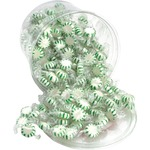 office snax tub of starlight spearmints candy - sku: ofx70005 - ulettera fast shipping