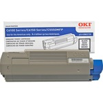 large variety of oki data 43865717 18 19 20 toner cartridges - delivered for free - sku: oki43865720