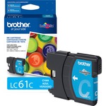 find brother lc61bk c m y ink cartridges - excellent prices - sku: brtlc61c