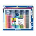shopping online for staedtler triplus color fiber-tip pens  - giant selection - sku: std323sb20bk