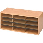 in the market for safco laminte literature organizer  - qualifies for free shipping - sku: saf9401mo