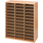 large supply of safco laminte literature organizer - fast  free delivery - sku: saf9403mo