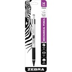 zebra m-301 stainless steel mechanical pencils - professional customer service - sku: zeb54011